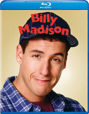 Billy Madison (2016, REGION A Blu-ray New)