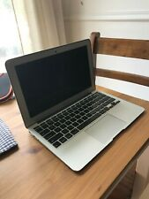 macbook air 11-inch 2013 apple laptop with charger (bundle)