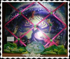 New Disney Tinkerbell Fairies Pixie Hollow Message Memo Board