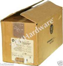 New Allen Bradley 1745-E101 /B SLC 100 Expansion Unit 10-DI/6-DO Relay 115/230V