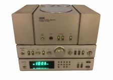 seltene Toshiba Aurex Stereoanlage F15
