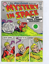 Mystery in Space #97 DC Pub 1965