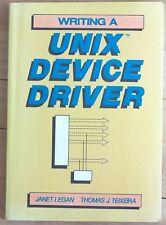 Writing a UNIX Device Driver, J. Egan & T. Teixeira, 1st ed, 1988