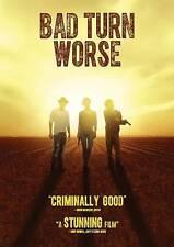 Bad Turn Worse (DVD, 2015)