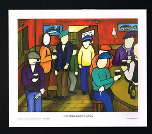 The Fisherman's Arms/Bar/Pub/N/Irish Art Group/Fine Print/Martin Laverty/Ireland
