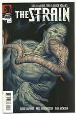 The Strain #1 Variant Unread Near Mint Guillermo Del Toro TV Show