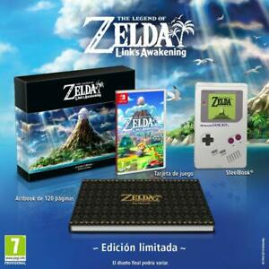 The Legend of Zelda : Link's Awakening - Edition Limitée Collector - Switch