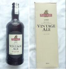 More details for rare !! fuller's vintage ale 1997 – limited edition: bottle no. 16,768 of 85,000