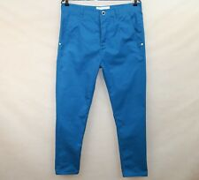 HUMOR MENS COTTON POLYESTER BLUE JEANS CHINOS  8.113.640 DEAN size W33