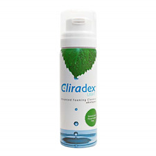 Cliradex Gentle Foaming Eyelid Cleanser - 1.5oz 4-Terpineol Formula - No Scrub -