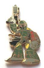 Disney Pin Badge Star Wars - Boba Fett - Cartoon Style