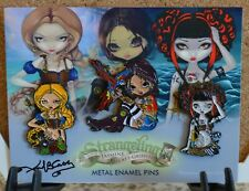 Artist Signed - Jasmine Becket-Griffith - Pop Gallery Exclusive -Strangling Pins