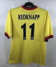bb7697366 Liverpool Jamie Redknapp 11 Away Football Shirt 1997 99 Adults Large Reebok