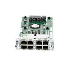 Used/ Cisco NIM-ES2-8 8-port Layer 2 GE Switch Network Interface Module