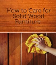 Wood Furniture Care and Maintenance PDF