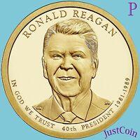 2013 P+D Woodrow Wilson Presidential Dollar ~ Random Position ~ From Mint Set