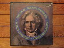 Beethoven - The Nine Symphonies Schmidt-Isserstedt London ffrr CSP-1 Vinyl NM-