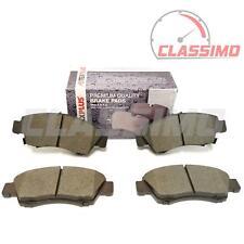 Brake Pads Set fits HONDA JAZZ Mk2 1.3 Front 02 to 07 L13A1 KeyParts Quality New