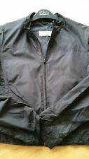 Topshop Pac a Mac Waterproof Rain Coat Size 10 Pac a Parka Jacket Black