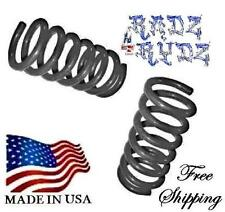 "2002-2008 Dodge Ram 1500 2WD 3.5"" Drop Front Lowering Coil Springs Lowering Kit"