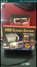 Nintendo Entertainment System NES Classic Edition White Console