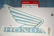 autocollant Logo de réservoir droit HONDA CB 1300 2005/2007 87103-MEJ-670ZA