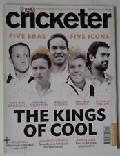 THE CRICKETER - DECEMBER 2014 (VOLUME 12, ISSUE 3)