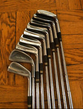 VIP JACK NICKLAUS IRON GOLF CLUB LOT 2 3 4 5 6 7 8 10 SAND WEDGE Vintage Mens