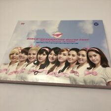 "SNSD GIRLS' GENERATION World Tour ""Girls & Peace in Seoul 2 DVD + PHOTOBOOK NEW"