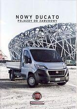 Fiat Ducato Transformation 10 / 2014 catalogue brochure