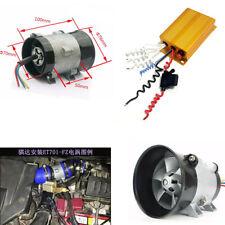16.5 A 35000 Rpm coche energía eléctrica Turbina Turbo Cargador líneas audaces con controlador