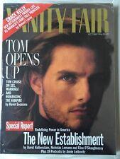 1994 October Vanity Fair - Tom Cruise NEW NOS
