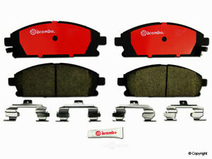 Disc Brake Pad Set-Brembo Front WD Express 520 08550 253
