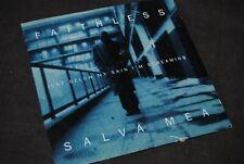 "FAITHLESS ""Salva Mea"" CD SINGLE CARDSLEEVE / JIVE - 51616 / 1997"