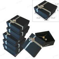 Gift Boxes for Men Jewelry Box for Necklaces Jewelry Gift Boxes for Sale 8-Pc