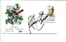 Kevin Butler 1985 Chicago Bears Georgia Bulldogs HOF Signed Autograph FDC