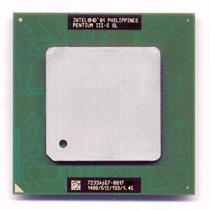 Intel Tualatin Pentium-IIIs 1.4GHz(512K) include On-chip Socket Adapter!!!