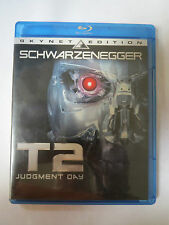 Terminator 2: Judgment Day (Blu-ray Disc, 2009, Skynet Edition; Widescreen)