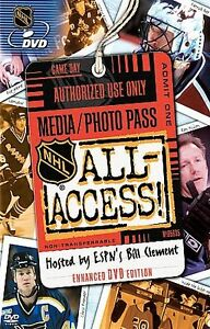 NHL All Access, New DVDs