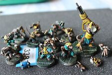 Games Workshop Bloodbowl Skaven Team Figures Blood Bowl Painted Converted Ogre