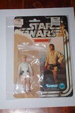 Luke Skywalker-Loose-Star Wars-A New Hope-Vintage-With 12 Back Card
