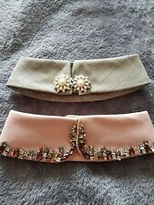 Zara Collar X2 Items, Nwot