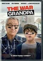 The War With Grandpa DVD Brand New & Sealed FREE FIRST CLASS SHIPPING