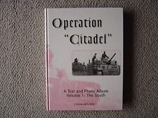 "Fedorowicz : Operation ""Citadel"" Vol.1 (The South)"