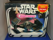 Star Wars Darth Vader Tie Fighter Sealed  1983 Collector Series Nice Box MIB