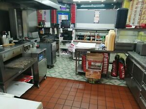 Takeaway and pizza shop take away business for sale