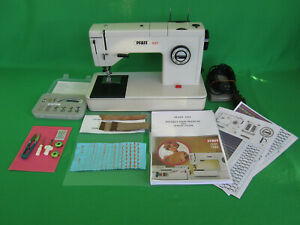 PFAFF 1221 SEWING MACHINE with WALKING FOOT just SERVICED and in VGC!