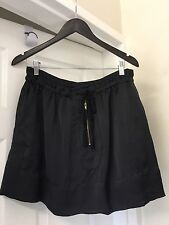 Ladies Black Skirt Size 10 -