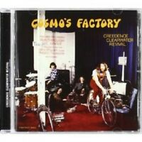 CREEDENCE CLEARWATER REVIVAL - COSMO'S FACTORY (40TH ANN.EDITION)  CD ROCK NEU