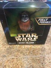 """Star Wars 1998 12"""" Action Collection Wicket The Ewok MISB Sealed New"""